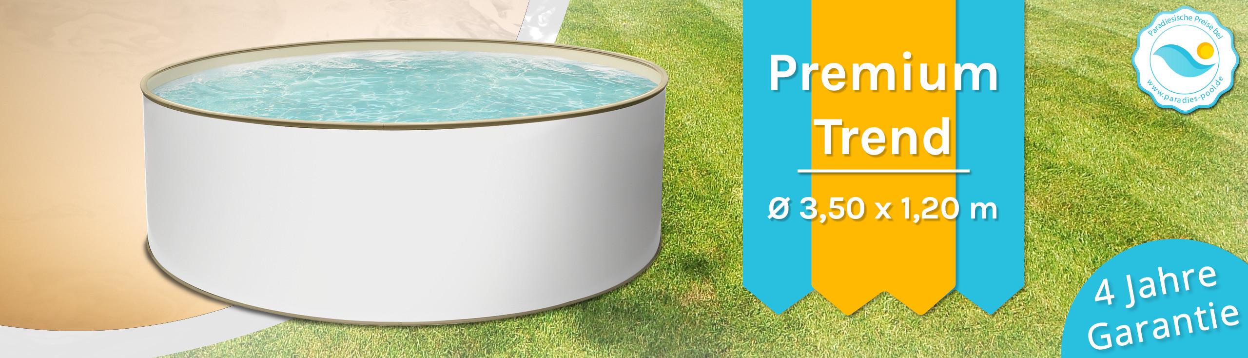 Premium Trend Pools bei Paradies Pool